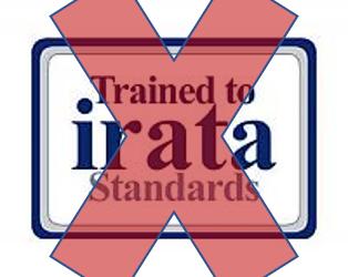 سوء استفاده از نام IRATA